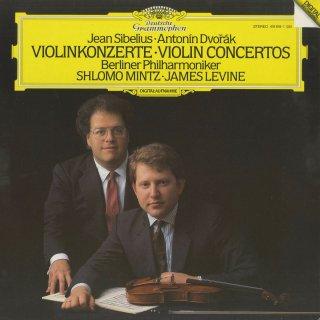 シベリウス:ヴァイオリン協奏曲Op.47,ドヴォルザーク:ヴァイオリン協奏曲Op.53