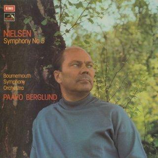 ニールセン:交響曲5番Op.50