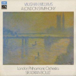 ヴォーン・ウィリアムズ:交響曲2番「ロンドン交響曲」