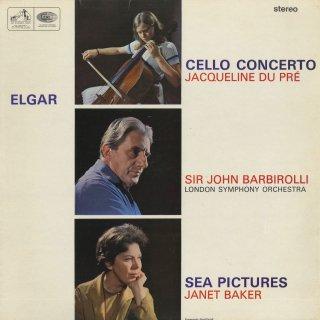 エルガー:チェロ協奏曲Op.85,海の絵Op.37