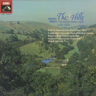 ハドリー:丘,ディーリアス:水の上の夏の夜に歌うこと