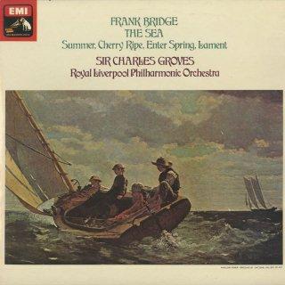 ブリッジ:交響組曲「海」,交響詩「夏」,熟したさくらんぼ,他
