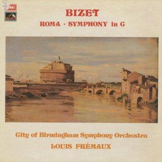ビゼー:組曲「ローマ」,交響曲