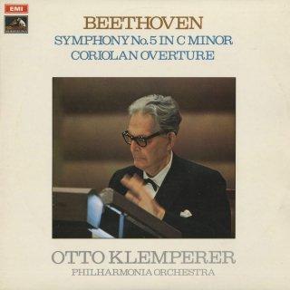 ベートーヴェン:交響曲5番Op.67「運命」,コリオラン序曲Op.62