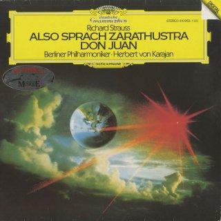 リヒャルト・シュトラウス:交響詩「ツァラトゥストラはこう語った」Op.30,「ドン・ファン」Op.20