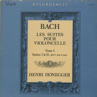 バッハ:無伴奏チェロ組曲1番BWV.1007,2番BWV.1008