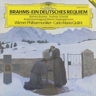 ブラームス:ドイツ・レクイエムOp.45