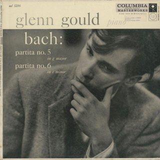 バッハ:パルティータ5,6番,平均律クラヴィーア曲集2巻より嬰ヘ短調とホ長調のフーガ