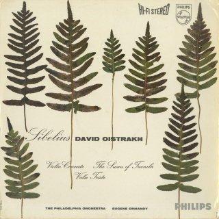 シベリウス:ヴァイオリン協奏曲Op.47,トゥオネラの白鳥Op.22-2,悲しいワルツOp.44