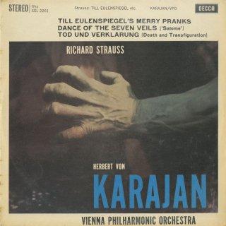 リヒャルト・シュトラウス:ティル・オイレンシュピーゲルOp.28,サロメの舞「7つのヴェールの踊り」,死と変容Op.24