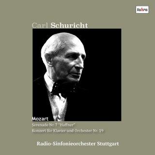【新作LPレコード】ゼーマン&シューリヒトのモーツァルト/ピアノ協奏曲第19番ほか TALTLP043/044 モノラル 2LP