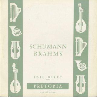 シューマン:幻想小曲集Op.12,ブラームス:間奏曲Op.117
