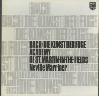 バッハ:フーガの技法BWV.1080