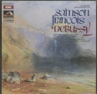 ドビュッシー:ピアノ曲集/ベルガマスク組曲,前奏曲,子供の領分,版画,ピアノのために,映像,喜びの島,アラベスク,他