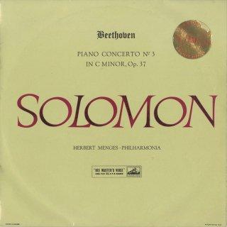 ベートーヴェン:ピアノ協奏曲3番Op.37