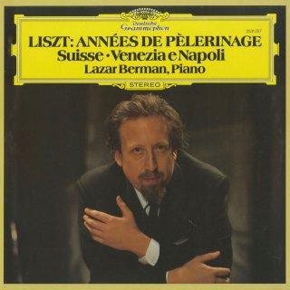リスト:巡礼の年「第1年 スイス」「ヴェネツィアとナポリ」