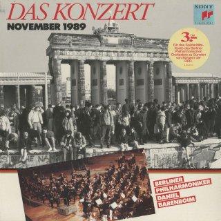 「ベルリンの壁開放コンサート」ベートーヴェン:ピアノ協奏曲1番Op.15,交響曲7番Op.92