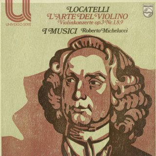 ロカテッリ:ヴァイオリンの技法Op.3〜1,8,9番