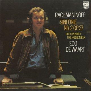 ラフマニノフ:交響曲2番
