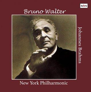 【新作LPレコード】ワルター&ニューヨーク・フィルの ブラームス/ヴァイオリン協奏曲&交響曲第2番<完全限定生産>TALTLP047/048 モノラル 2LP