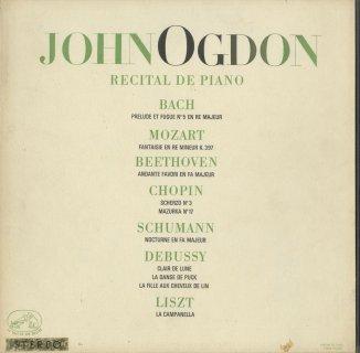 ピアノ・リサイタル(全10曲)/モーツァルト:幻想曲K.397,ショパン:スケルツオ3番Op.39,リスト:ラ・カンパネッラ,他