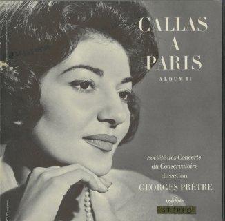 パリのカラスVol.2/タウリスのイフィゲニア,ファウストの劫罰,真珠とり,マノン,ウェルテル,ファウスト