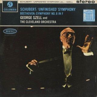 シューベルト:交響曲8番「未完成」,ベートーヴェン:交響曲8番Op.93