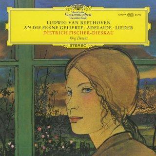 ベートーヴェン:遥かなる恋人へ寄すOp.98,イタリア語歌曲集(7曲)