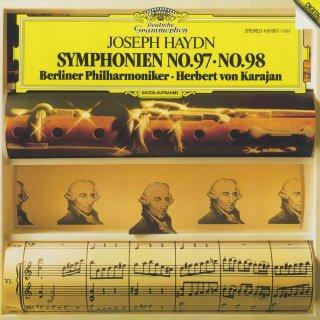 ハイドン:交響曲97,98番