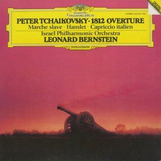 チャイコフスキー:祝典序曲「1812年」Op.49,ハムレットOp.67,スラヴ行進曲Op.31,イタリア奇想曲Op.45