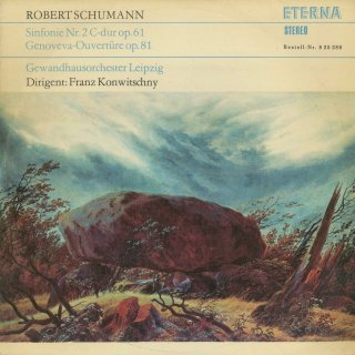 シューマン:交響曲2番Op.61,ゲノヴェーヴァ序曲Op.81