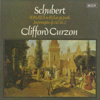 シューベルト:ピアノ・ソナタ21番,即興曲Op.142-2