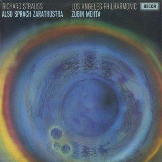 リヒャルト・シュトラウス:交響詩「ツァラトゥストラはこう語った」Op.30