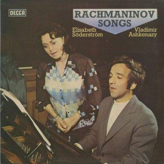 ラフマニノフ:歌曲集(全16曲)