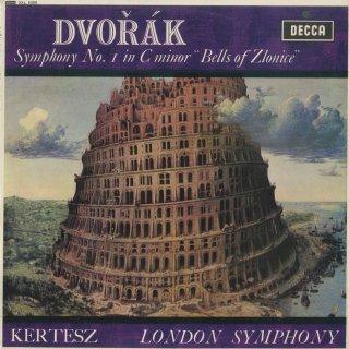 ドヴォルザーク:交響曲1番「ズロニツェの鐘」