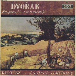 ドヴォルザーク:交響曲2番Op.4