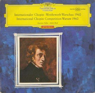 1960年ショパン・コンクール/ポロネーズ5番Op44,マズルカ32番Op.50−3,即興曲3番Op.51,夜想曲13番Op.48−1,ソナタ2番Op.35