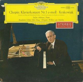 ショパン:ピアノ協奏曲1番Op.11,クラコヴィアクOp.14