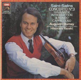 サン・サーンス:ヴァイオリン協奏曲3番Op.61,ハバネラOp.83,序奏とロンド・カプリチオーソOp.28