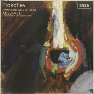 プロコフィエフ:交響曲5番Op.100