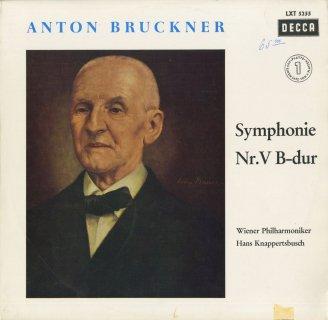 ブルックナー:交響曲5番(シャルク改訂版)
