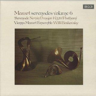 「モーツァルト:セレナーデ集Vol.6」セレナーデ9番K.320「ポストホルン」