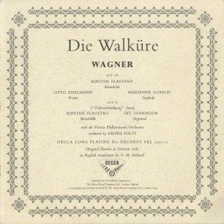ワーグナー:「ワルキューレ」第3幕,第2幕〜死の告知
