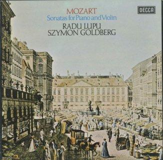 モーツァルト:ヴァイオリン・ソナタ集/K.301〜306,296,376〜380,454,481,526,547(16曲)
