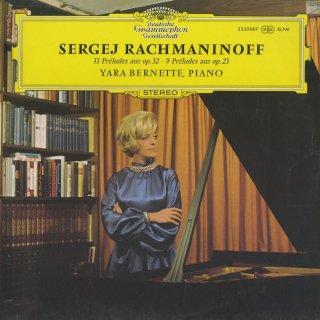 ラフマニノフ:12の前奏曲Op.32,10の前奏曲Op.23