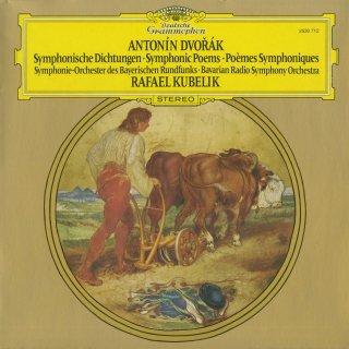 ドヴォルザーク:交響詩「水の魔物」Op.107,「真昼の魔女」Op.108,交響的変奏曲Op.78