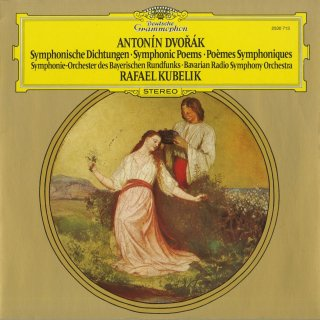 ドヴォルザーク:交響詩「金の紡ぎ車」Op.109,「野ばと」Op.110