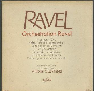 「ラヴェル:管弦楽曲集Vol.2」マ・メール・ロワ,高雅で感傷的なワルツ,クープランの墓,古風なメヌエット,パヴァーヌ 他