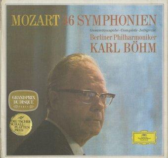 モーツァルト:交響曲(全46曲)