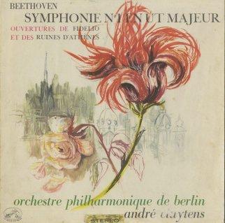 ベートーヴェン:交響曲1番Op.21,序曲/アテネの廃墟,フィデリオ